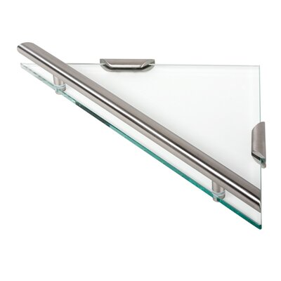 "Geesa by Nameeks Nemox 11.22"" x 1.57"" Bathroom Shelf"