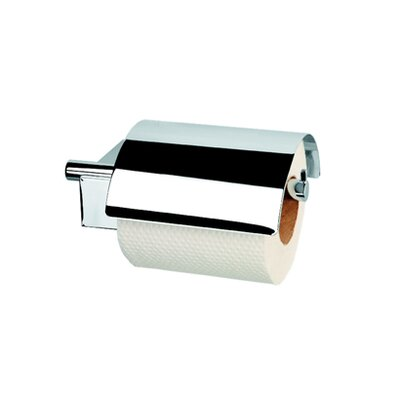 Geesa by Nameeks Nexx Wall Mounted Toilet Paper Holder in Chrome
