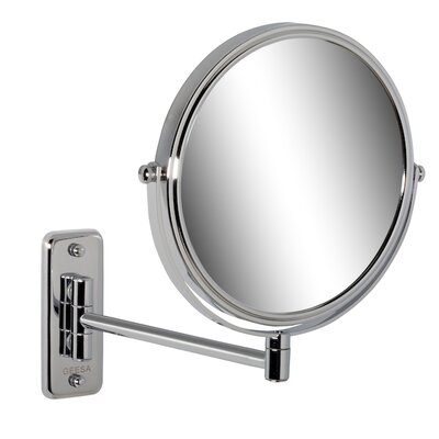 Geesa by Nameeks Shaving Mirror in Chrome