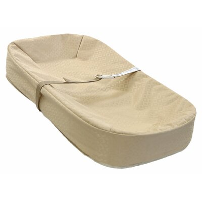 4 - Sided Changing Pad with Organic Cotton Layer