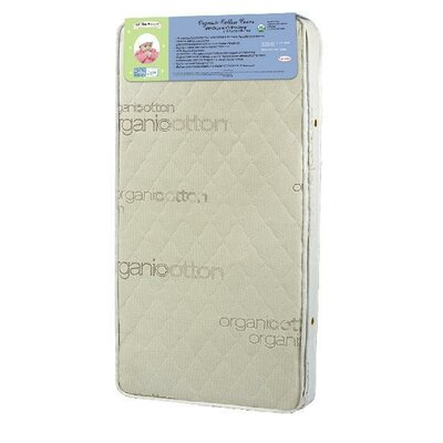 L.A. Baby 2 in 1 Pillow Top Mattress