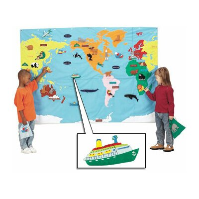 Educational Insights GeoSafari Wonder World Set