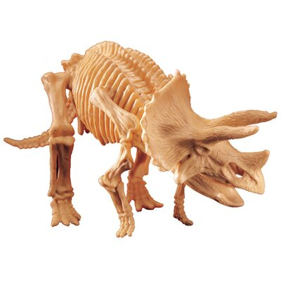 Educational Insights GeoSafari Dino Digs Triceratops