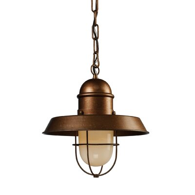 Farmhouse 1 Light Mini Pendant