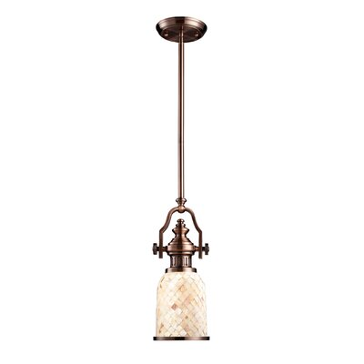 Chadwick 1 Light Mini Pendant