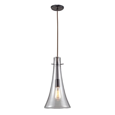 Menlow Park 75W 1 Light Pendant