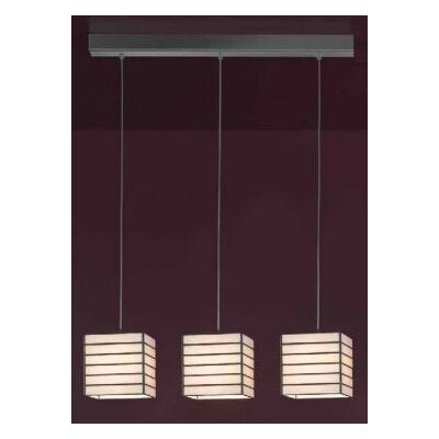 Arturo Alvarez Cebra Three Light Ceiling Pendant