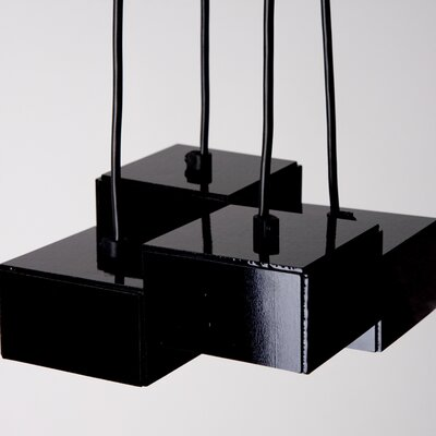 Arturo Alvarez Nim Four Light Ceiling Pendant
