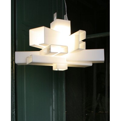 Fambuena Bizarre 1 Light Chandelier