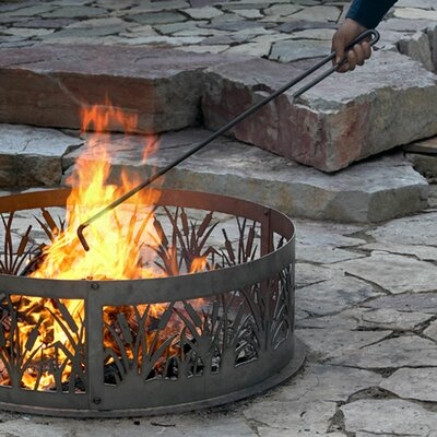 P & D Metal Works Lab N Duck Fire Ring
