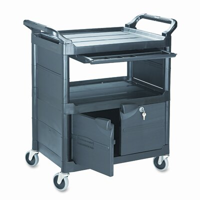 "Rubbermaid 29"" Commercial Utility Cart"