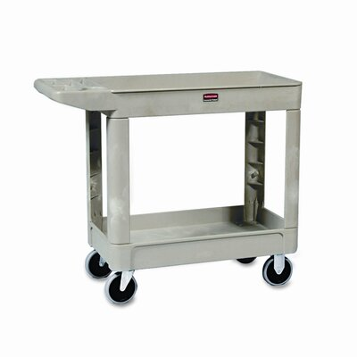 "Rubbermaid 40"" Commercial Heavy-Duty Utility Cart"