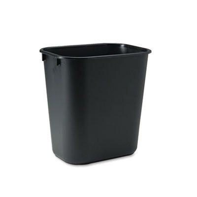 Rubbermaid 3.5-Gal. Deskside Wastebasket