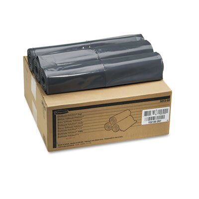 Rubbermaid Commercial Linear Low Density Can Liners, 43 X 47, 100 Bags/Carton