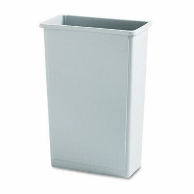Rubbermaid Commercial Slim Jim® 23-Gal. Wastebasket