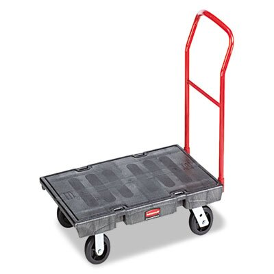 Rubbermaid Commercial Heavy Duty Truck Cart Platform Dolly