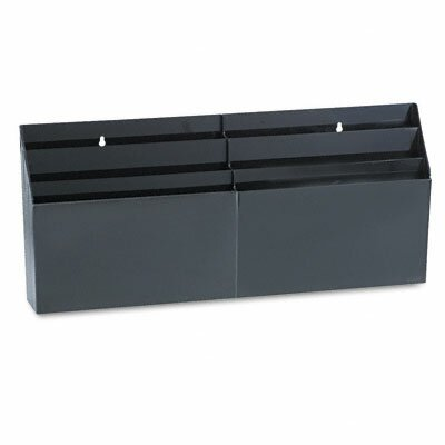Rubbermaid Optimizers 6-Pocket Organizer