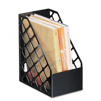 Rubbermaid Universal Recycled Plastic Large Magazine File