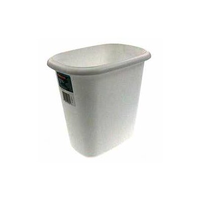 Rubbermaid 6 qt. Vanity Wastebasket