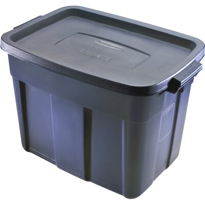 Rubbermaid Roughneck Sturdy Storage Box