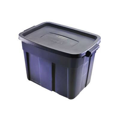 Rubbermaid Roughneck Plastic Storage Tote