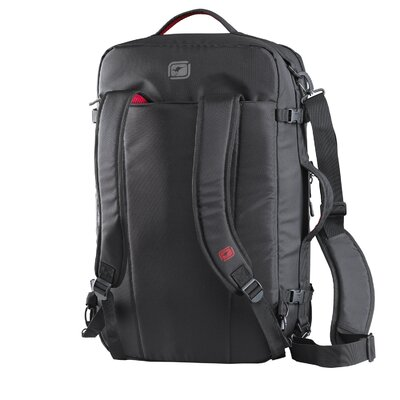 Caribee Sky Master 40 Carry-On in Black