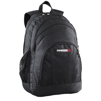 Caribee Rhine Day Pack in Black