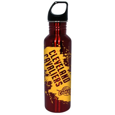 Hunter Licensed Sports NBA 26 Oz Stainless Steel Water Bottle