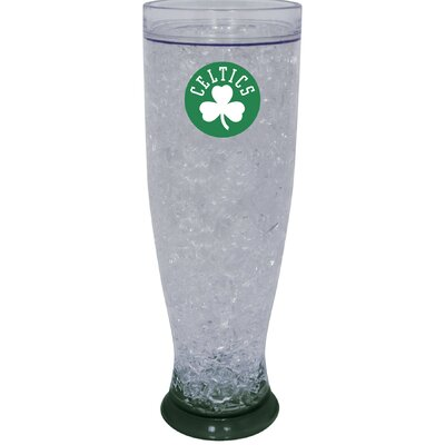 Hunter Licensed Sports NBA Ice Pilsner Glass