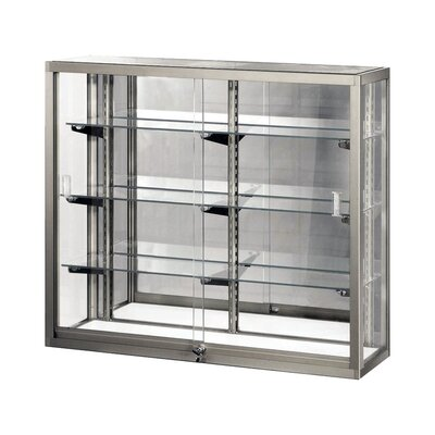 "Sturdy Store Displays 24"" x 24"" Countertop Showcase"