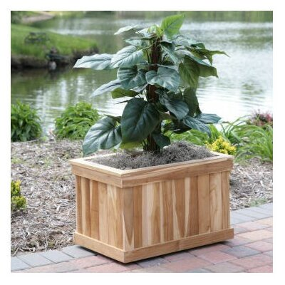 Rectangular Box Planter