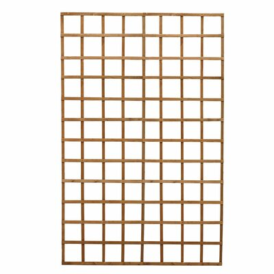 Diamond Teak Trellis