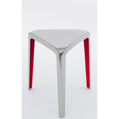 "Arktura 17.5"" Clic Stool by Chris Adamick"