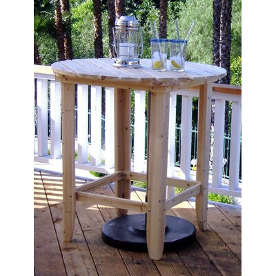 Kaipo Sanibel Round Bar Table