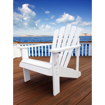 Shine Company Inc. Westport Classic Oversized Adirondack Chair