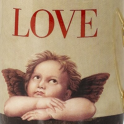 PS Collection Love Cupid 3 oz. Espresso Cup and Saucer