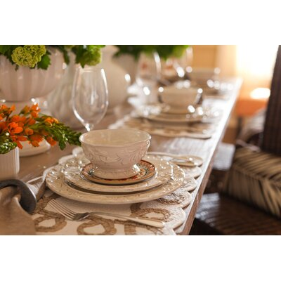 Certified International Firenze Ivory Dinnerware Set
