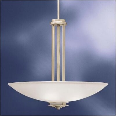 Kichler Hendrik 3 Light Inverted Pendant