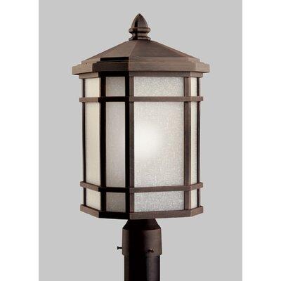 "Kichler 84"" Outdoor Fluted Lantern Post"