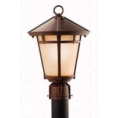 Kichler Melbern 1 Light Outdoor Post Lantern