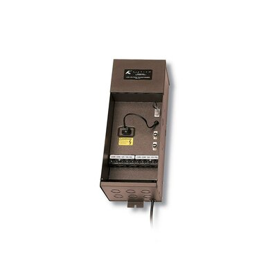 Outdoor 300W Plus Series Textured Architectural Bronze Powder Coat Landscape Lighting Transformer