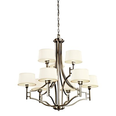 Kichler Quinn 9 Light Chandelier