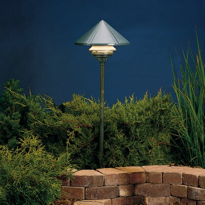 Paradise Garden Lighting Cast Aluminum 3 Tier Landscape