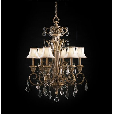 Kichler Ravenna 6 Light Indoor Chandelier