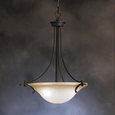 Pomeroy 3 Light Inverted Pendant