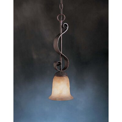 Kichler High Country 1 Light Mini Pendant