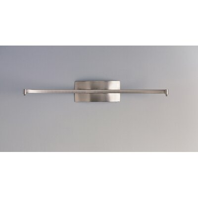 Pendant Flush Wall Mount in Brushed Nickel