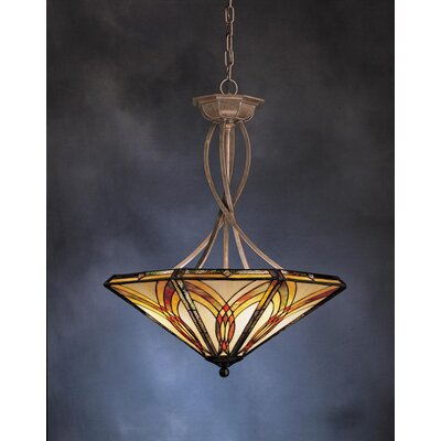 Kichler Sonora 4 Light Inverted Pendant