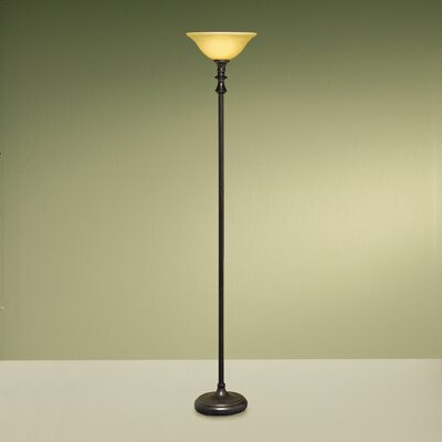 Kichler Restoration Torchiere Floor Lamp