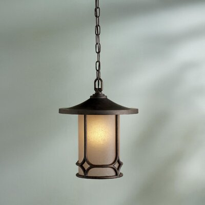 Kichler Chicago 1 Light Outdoor Ceiling Pendant